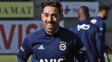 Fenerbahçede Trabzonspor maçı öncesi İrfan Can Kahveci gelişmesi