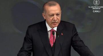 Cumhurbaşkanı Erdoğan, AKM ve Galataport için tarih verdi