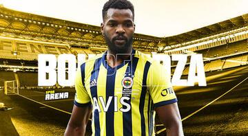 Hatayspordan açıklama: Hatayspordan açıklama: Boupendza, Fenerbahçeyi istiyor