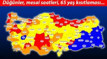 Cumhurbaşkanı Erdoğan açıkladı İşte herkesin merak ettiği harita
