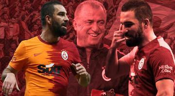 Arda Turan opsiyon için geri sayımda 5 maç kaldı...