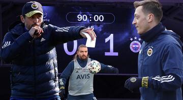 Trabzonspor galibiyeti sonrası herkes bunu konuşuyor Caner, Ozan ve Mesut...