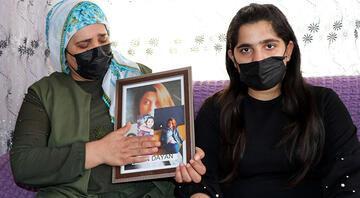 PKKnın kaçırdığı çocuklarına ailesinden teslim ol çağrısı
