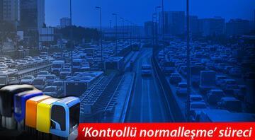 İstanbul Valiliğinden normalleşme sürecinde mesai saati düzenlemesi