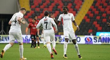 Gaziantep FK 2-1 Gençlerbirliği (Maçın özeti ve golleri)
