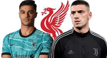 Liverpoolun Ozan Kabak transferinde Merih Demiral detayı...