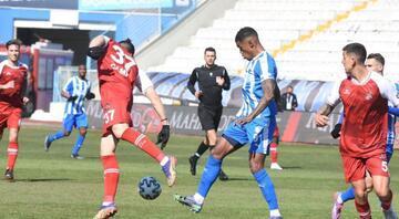 Erzurumspor 2-2 Fatih Karagümrük (Maçın golleri ve özeti)
