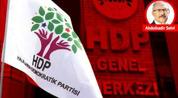 HDP kapatılacak mı
