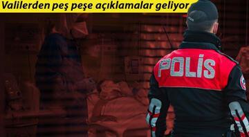 Çok yüksek riskli Amasya ve Konyada harekete geçildi 14 gün evden çıkmayın