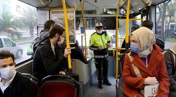Son dakika haberi: İstanbulda 65 yaş üstü ve 20 yaş altının toplu taşıma kısıtlaması kaldırıldı