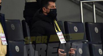 Emre Belözoğlu, Fenerbahçe-Antalyaspsor maçı öncesi dua etti