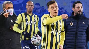 Fenerbahçe-Antalyaspor maçındaki tarihi gol sonrası sosyal medya yıkıldı Tisserand ve Mesut Özil...