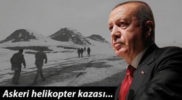 Cumhurbaşkanı Erdoğan şehit Korgeneral Erbaşın oğluna taziyelerini iletti