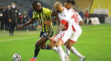 Antalyasporda başkan Mustafa Yılmazdan Fenerbahçe maçı sonrası tepki