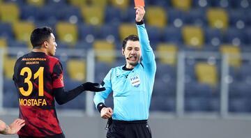 Galatasaraydan Mostafa Mohamedin kırmızı kartı için resmi başvuru