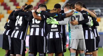 Beşiktaş rakamlarda da Süper Ligin zirvesinde