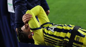 Mesut Özilden sakatlık açıklaması