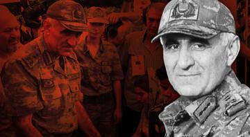 Bitliste şehit düşen Korgeneral Osman Erbaş, FETÖcü hain için vur emri çıkarmıştı