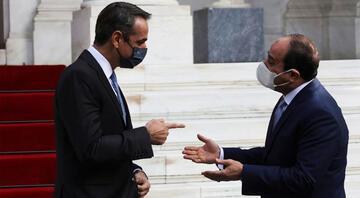 Mısır-Türkiye flörtü Atina'yı panikletti