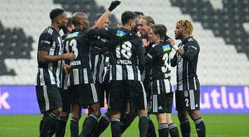 Beşiktaş 2-1 Gaziantep FK (Maçın özeti ve golleri)