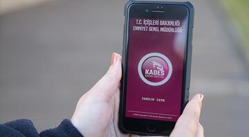 Kadınların yüzde 90ı KADES uygulamasının kendilerine güven verdiğini düşünüyor