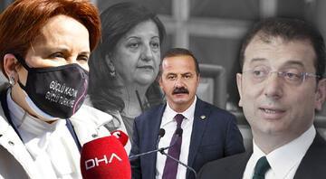 İmamoğlunun 8 Mart mesajı krize neden oldu İYİ Partililer tepki gösterdi, Buldan teşekkür etti