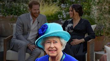 Son dakika... İngiltereyi karıştıran röportaj sonrası Kraliyetten ilk açıklama