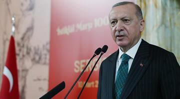 Cumhurbaşkanı Erdoğan: Modern Sevrleri yırtıp atıyoruz