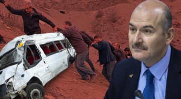 İçişleri Bakanı Süleyman Soyludan sert tepki: Bu katliama açık davetiye çıkarmadır