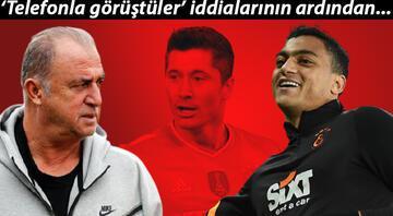 Son dakika: Galatasarayın Mısırlı golcüsü Mostafa Mohamed için transfer itirafı ve Robert Lewandowski sözleri