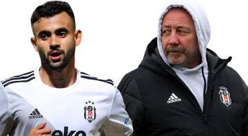 Beşiktaş tarihinde bir ilk Rachid Ghezzal ve Sergen Yalçın...
