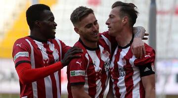 Demir Grup Sivasspor 1-0 Fatih Karagümrük (Maç özeti)