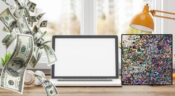 Dünya bu satışı konuşuyor... Dijital bir eser nasıl 70 milyon dolar olur