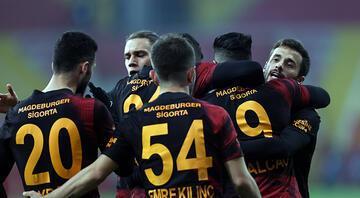 Kayserispor 0-3 Galatasaray (Maçın özeti ve golleri)