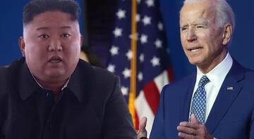 Bomba iddia: Kuzey Kore, ABD Başkanı Bidenı görmezden geliyor