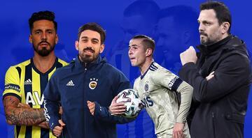 Fenerbahçe-Gençlerbirliği maçında Erol Bulutun kararı olay oldu Mesut Özilden sonra Pelkas ve İrfan Can...