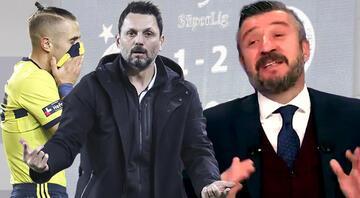 Tümer Metinden maç sonu flaş Erol Bulut sözleri