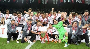 Beşiktaş 10 yıldır kupaya hasret