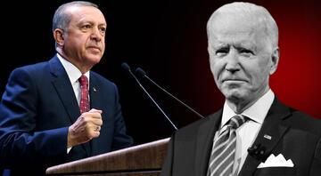 Cumhurbaşkanı Erdoğandan Bidena flaş çağrı