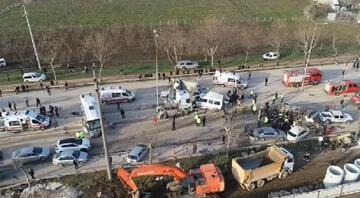 Bursadaki feci kazada 4 kişi hayatını kaybetmişti Tır şoförünün ifadesi ortaya çıktı