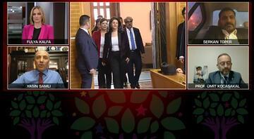 HDPye kapatma davası... Hukukçulardan ilk değerlendirme