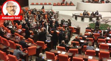 Abdulkadir Selvi yazdı: HDP'ye kapatma davası ve Meclis'te yaşananlar