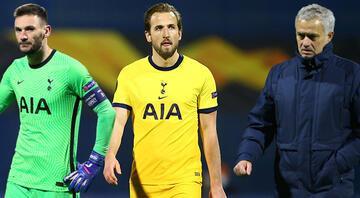 Tottenham, UEFA Avrupa Ligine veda etti Dinamo Zagreb 3 golle geri döndü
