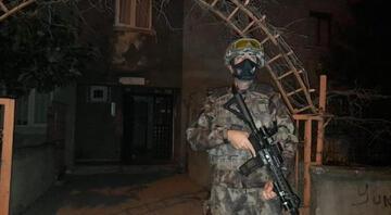 İstanbulda 3 ilçede silahlı suç örgütüne operasyon Çok sayıda şüpheli gözaltında