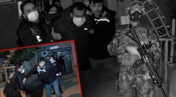 İstanbulda flaş operasyon Çete örgütü lideri Fino Gürkan yakalandı