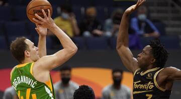 Utah Jazz, NBAde 30 galibiyete ulaşan ilk takım oldu