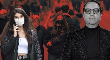 Prof. Dr. Şenerden korkutan açıklama: Henüz adı konmamış bir Türkiye mutantı olabilir