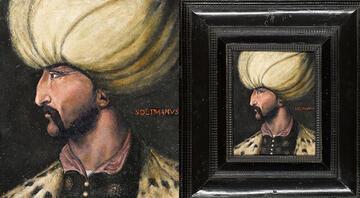 Kanuni Sultan Süleyman'ın portesi açık artırmada satılacak