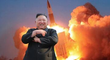 Kuzey Koreden Biden dönemindeki ilk balistik füze denemesi