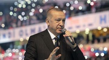 Erdoğan: Battık diyenlere inanmayın Vatandaşlara önemli çağrı yaptı
